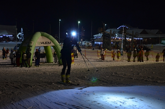 Noc tuleních pásov 2013 - Valčianska dolina