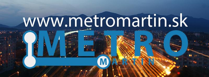 , Martinské METRO napreduje, projekt sa posúva do ďalšej fázy