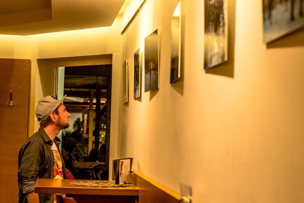 419b76518 O miešané drinky sa postaral Riko, ktorý žil v Londýne od roku 2006, kde  získal poctivé základy barmanského remesla v prestížnych hotelových baroch.